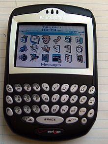 BlackBerry Handphone 1
