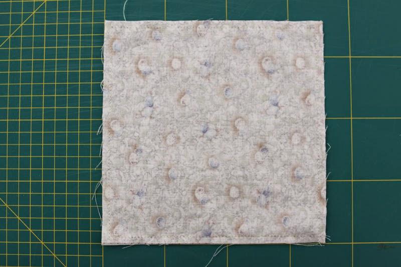 Assembled squares