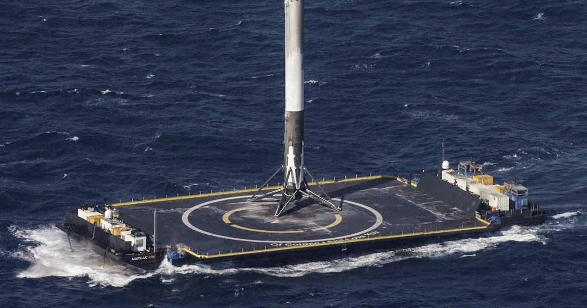 spacex transportation - photo #20