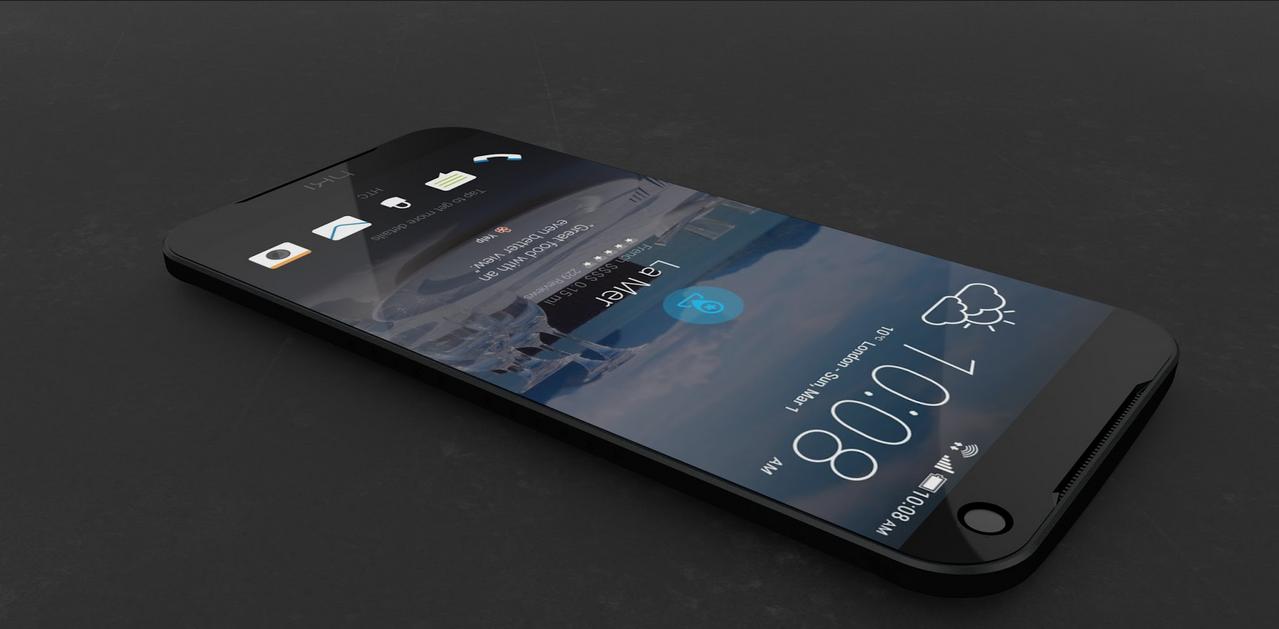 HTC Smartphones HTC Concept – the Aero display with Quad HD | Gadget