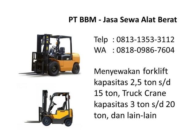 contoh surat perjanjian sewa alat berat loader di bandung dan jakarta