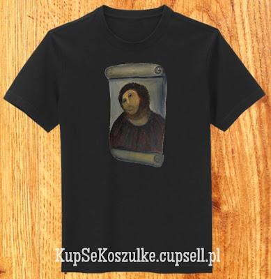 koszulka Jezus z Borji