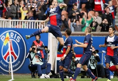 اهداف مباراة باريس سان جيرمان ورين اليوم الجمعة 29 ابريل 2016