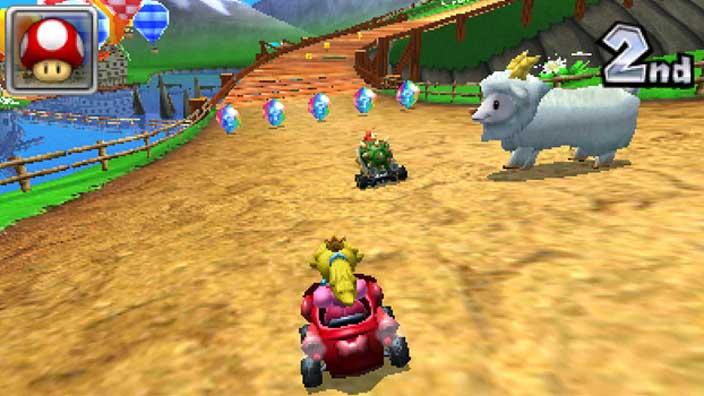 3DS CIA] Mario Kart 7 [Decrypted] [CIA] [RF] | Download PS VITA PC