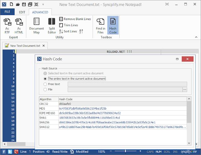 5 Text Editor Selain Notepad Di Windows