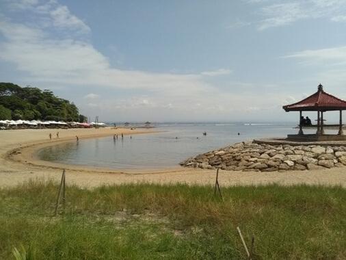 Karang Beach Sanur, Karang Beach Bali, Pantai Karang Kota Denpasar Bali