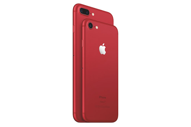 Apple iPhone (RED)