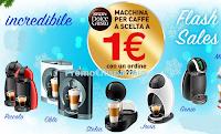 Logo Casa Henkel ti regala Nescafè Dolce Gusto con l'aggiunta di solo 1€ ! Scopri come..