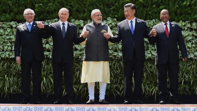 Los BRICS rechazan intervención militar o sanciones como solución