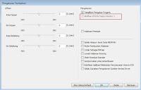 Aktifkan EPSON Status Monitoring