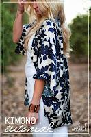Patrón y tutorial: kimono fácil