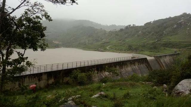 LOCAL: Barragem da Caianinha aumenta volume e moradores de São Joaquim ficam animados