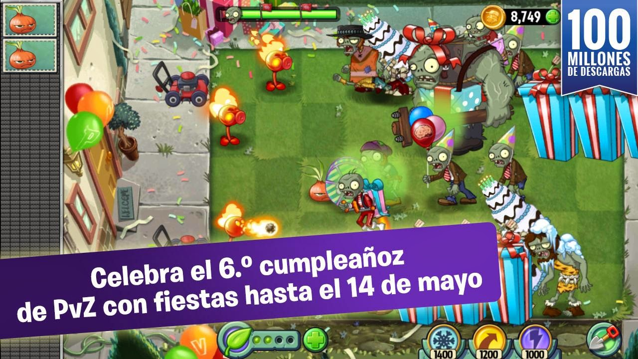 Descargar Plantas Vs Zombies Hackeado Para Android Xiluscleaning