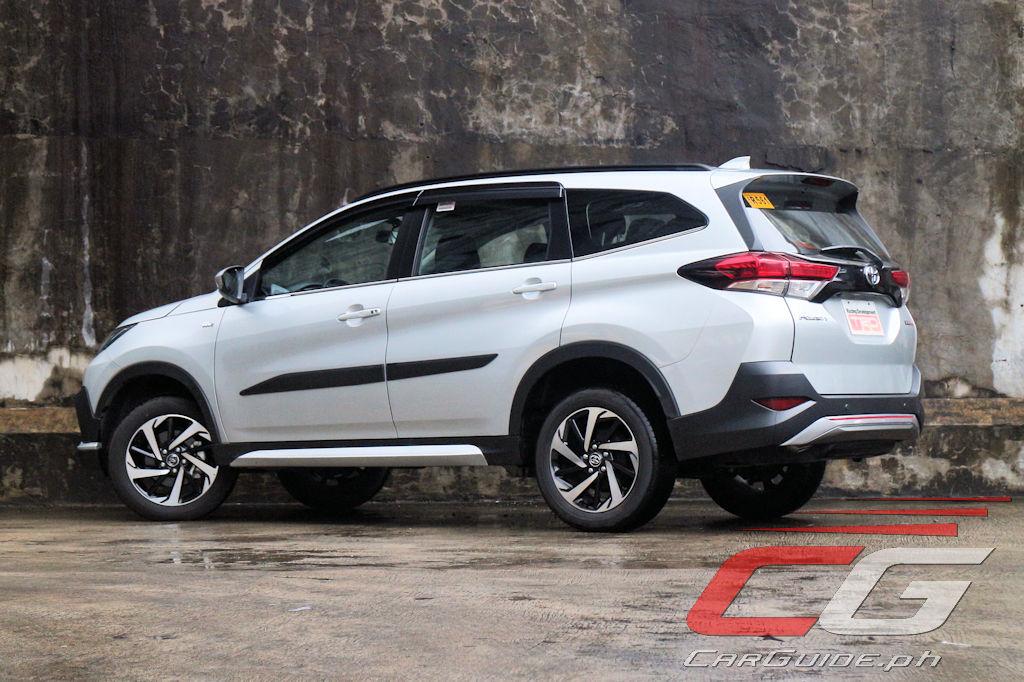 Review 2018 Toyota Rush 1 5 G Trd Sportivo Philippine Car News