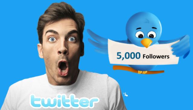 ادوات مجانية لزيادة متابعين تويتر وتكبير الحسابات