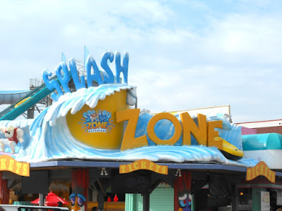 Summer Fun at the Splash Zone Waterpark in Wildwood