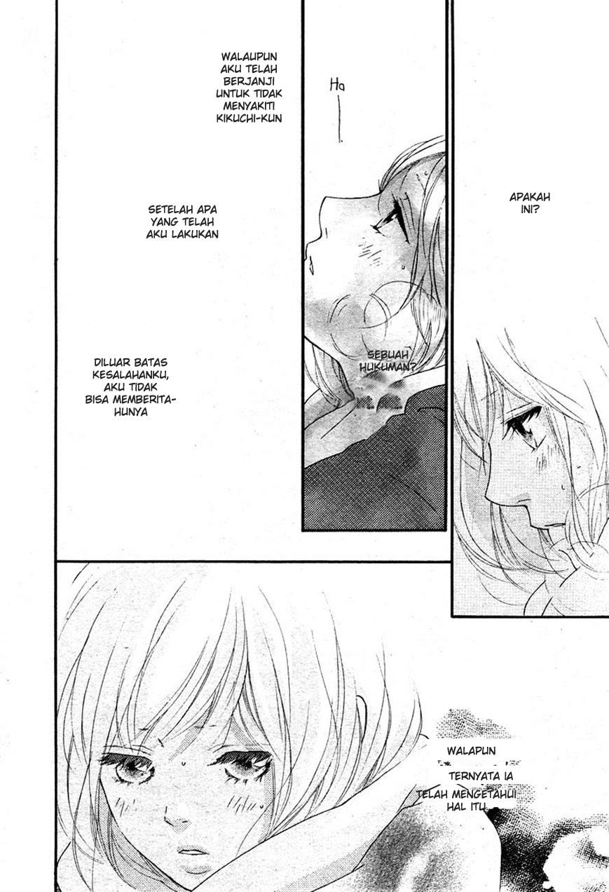 Ao Haru Ride Chapter 41-18