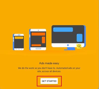 Google-adsense-getting-started