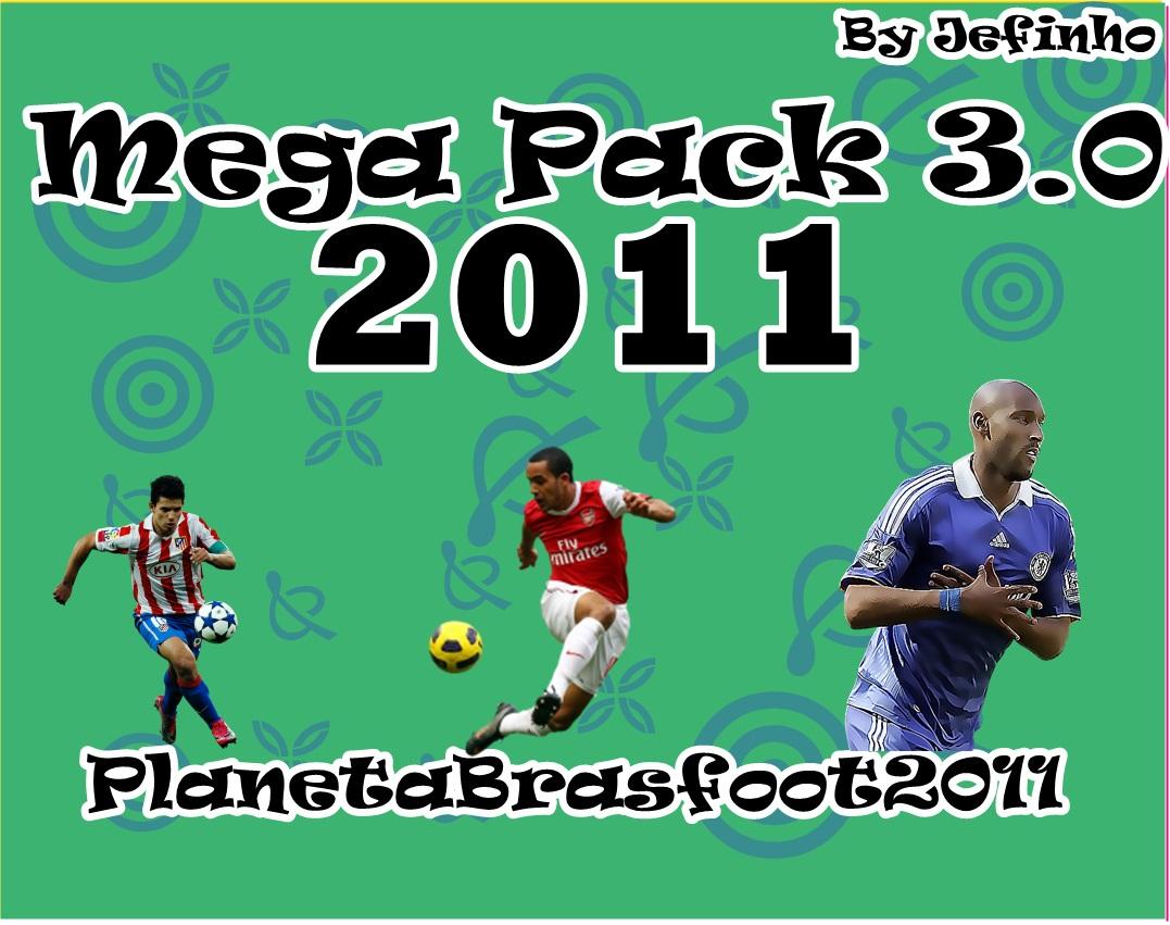 mega pack brasfoot 2012