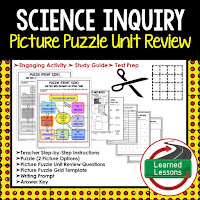 PHYSICAL SCIENCE Test Prep, PHYSICAL SCIENCE Test Review, PHYSICAL SCIENCE Study Guide, Science Inquiry