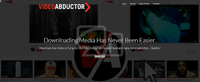 Video Abductor (Adware)