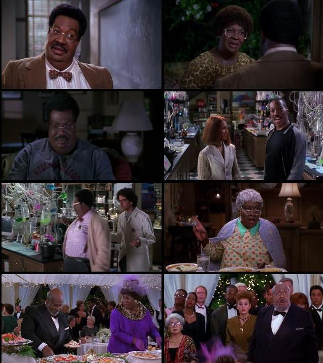 The Nutty Professor 1996 Dual Audio Hindi 720p BluRay