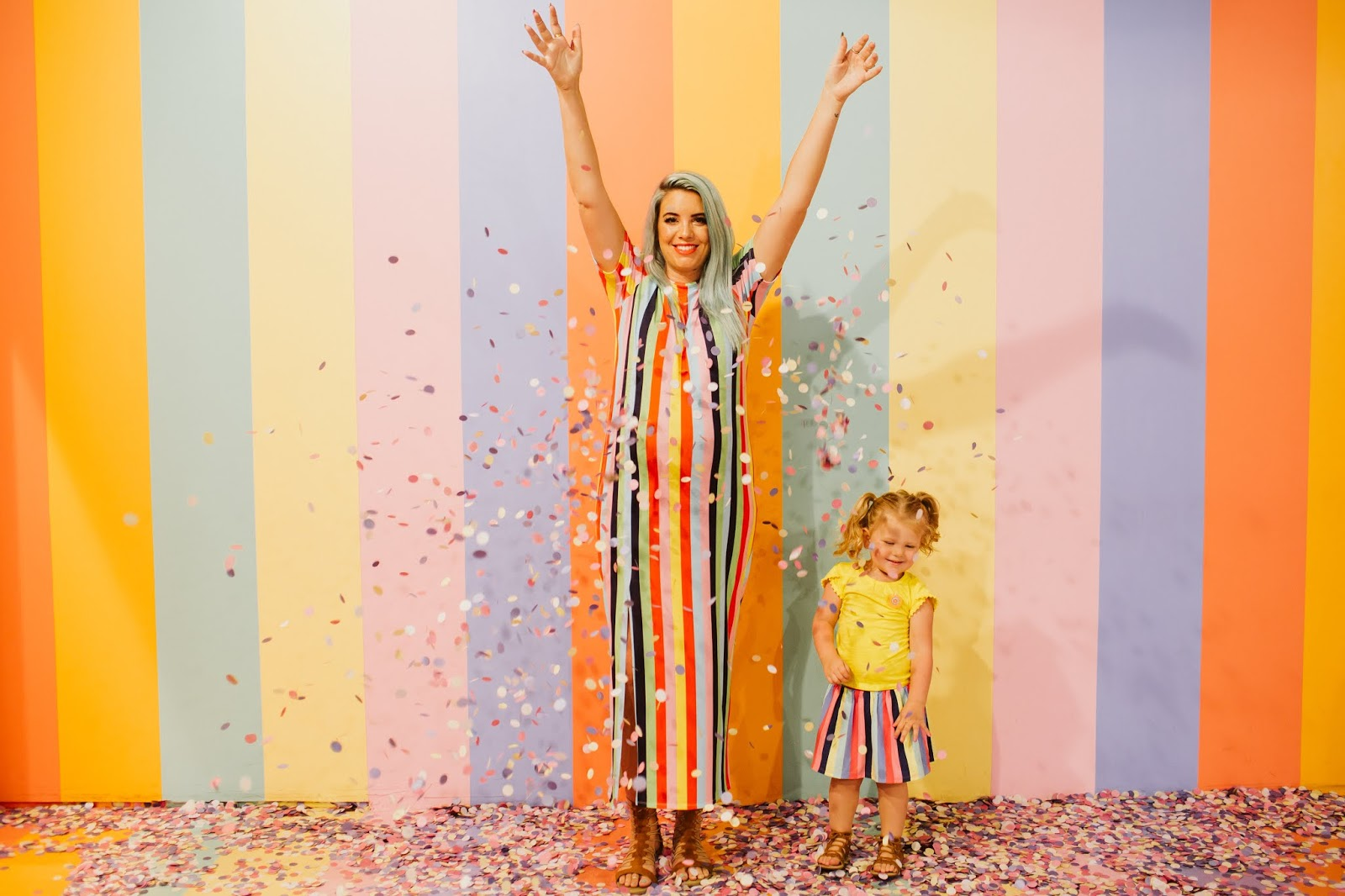 Rainbow Trends, Mommy and Me