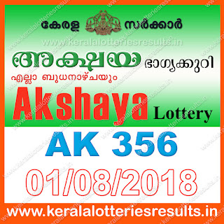 KeralaLotteriesResults.in, akshaya today result: 1-8-2018 Akshaya lottery ak-356, kerala lottery result 01-08-2018, akshaya lottery results, kerala lottery result today akshaya, akshaya lottery result, kerala lottery result akshaya today, kerala lottery akshaya today result, akshaya kerala lottery result, akshaya lottery ak.356 results 1-8-2018, akshaya lottery ak 356, live akshaya lottery ak-356, akshaya lottery, kerala lottery today result akshaya, akshaya lottery (ak-356) 01/08/2018, today akshaya lottery result, akshaya lottery today result, akshaya lottery results today, today kerala lottery result akshaya, kerala lottery results today akshaya 1 8 18, akshaya lottery today, today lottery result akshaya 1-8-18, akshaya lottery result today 1.8.2018, kerala lottery result live, kerala lottery bumper result, kerala lottery result yesterday, kerala lottery result today, kerala online lottery results, kerala lottery draw, kerala lottery results, kerala state lottery today, kerala lottare, kerala lottery result, lottery today, kerala lottery today draw result, kerala lottery online purchase, kerala lottery, kl result,  yesterday lottery results, lotteries results, keralalotteries, kerala lottery, keralalotteryresult, kerala lottery result, kerala lottery result live, kerala lottery today, kerala lottery result today, kerala lottery results today, today kerala lottery result, kerala lottery ticket pictures, kerala samsthana bhagyakuri