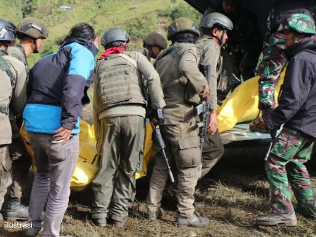 Satgas Gakkum Nduga Diserang Kelompok Separatis di Mugi, 3 Prajurit Gugur