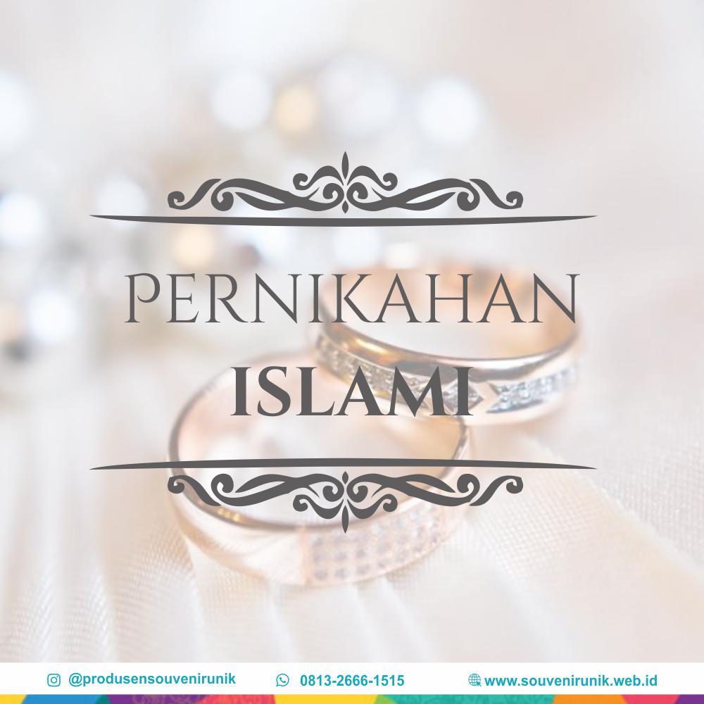 pernikahan islami, souvenirunik.web.id