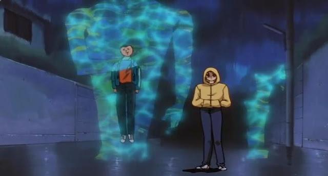 Karakter Anime Pengguna Kekuatan Elemen Air Terkuat Kiyoshi Mitarai (Yu Yu Hakusho)