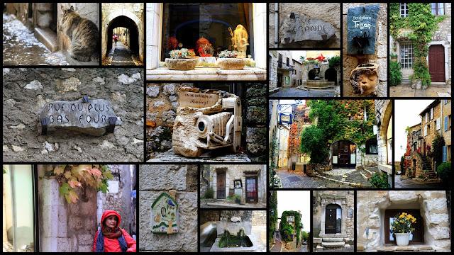 St Paul de Vence gezilecek yerler
