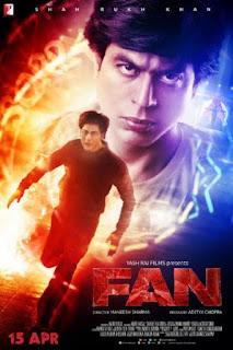Film India Fan (2016) Subtitle Indonesia