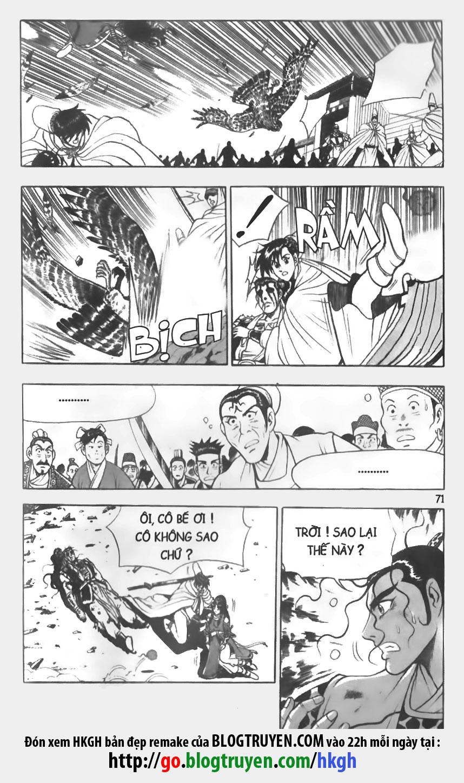 Hiệp Khách Giang Hồ Chap 064