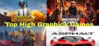 Top High Graphics games