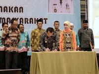 Buka Rakerkesda Provinsi Lampung, Gubernur Ridho Kemajuan Pembangunan Lampung Semakin Tak Terbendung