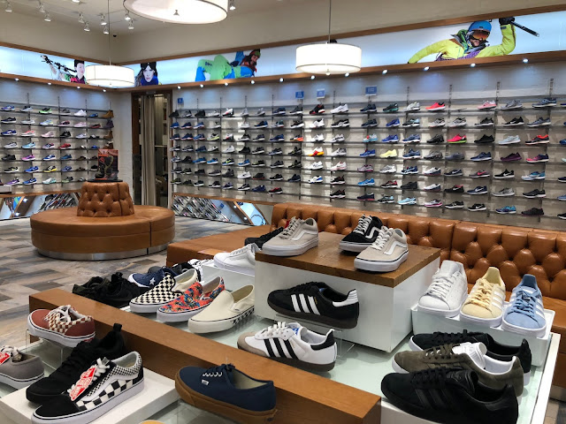 sporting life hillcrest mall shoes
