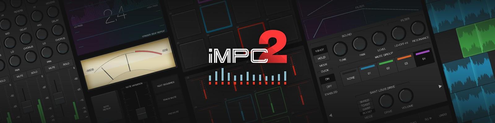 Retroblog: INTRODUCING iMPC Pro 2