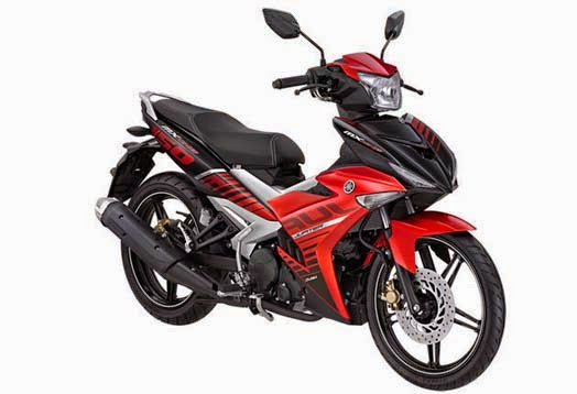 Yamaha  Jupiter MX King