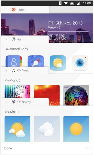 Dash Browser do Ubuntu Touch