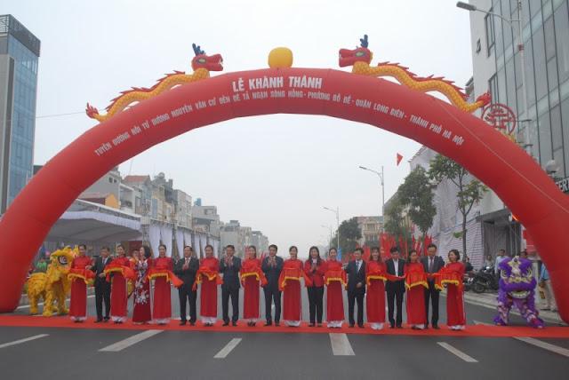 Bán Nhà Mặt Phố Nguyễn Văn Cừ