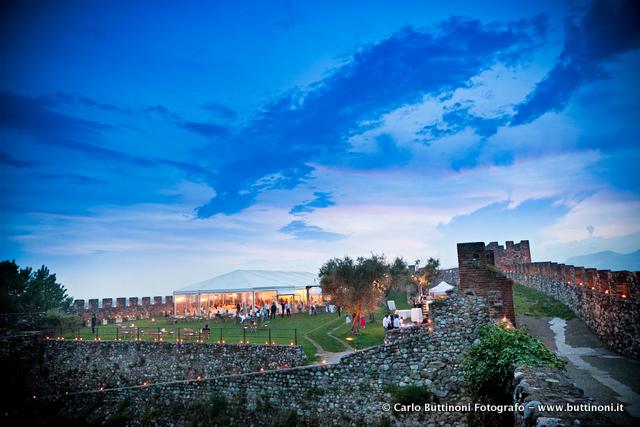 Fotografo Matrimonio Rocca Viscontea Lonato Lago di Garda