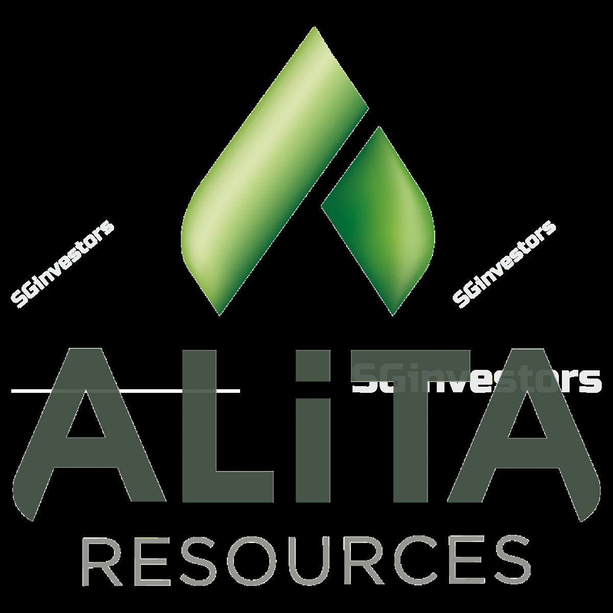 ALITA RESOURCES LIMITED (SGX:40F) @ SGinvestors.io