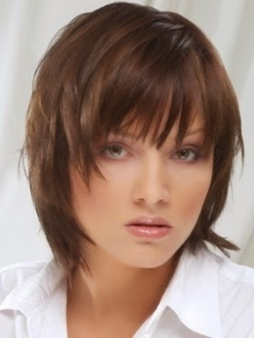 Medium layered haircuts Medium layered hairstyles}