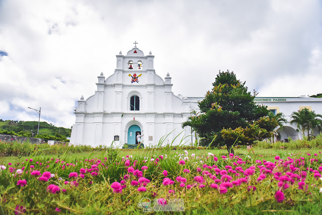 BEAUTIFUL PLACES IN BATANES - Church