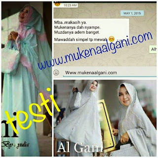 11150900_1450099611949263_6355262232289028996_n Dokter barbie Tika cantik wearing Mukena Najwa super duper Best Seller 😍