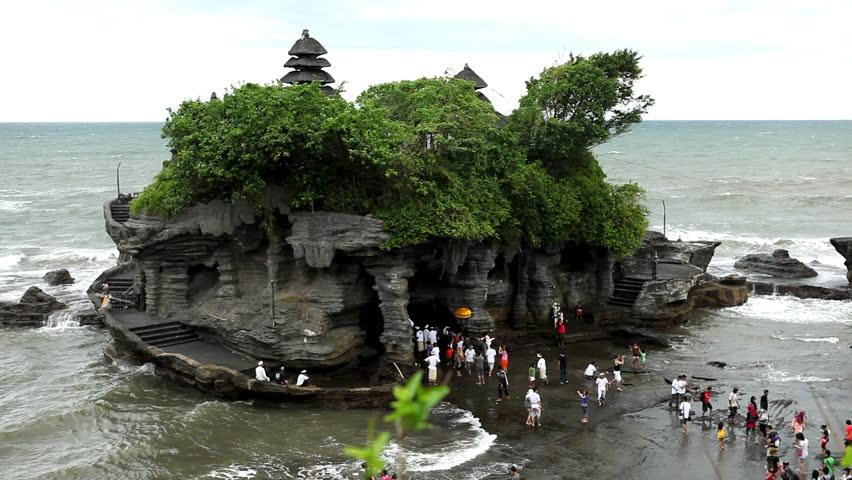 Tanah Lot Hindu Temple