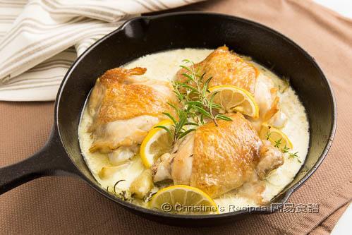 Lemon Garlic Chicken Thighs02