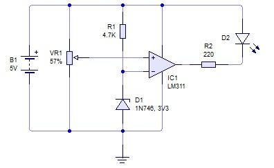 Emergency Light Low Batt Indicator: A Low battery warning ... on