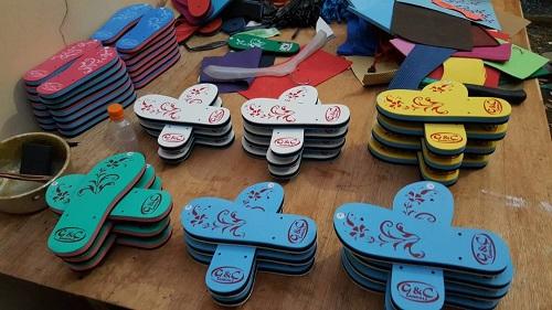 Produksi Gracia Sandals